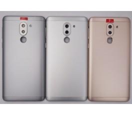 Tapa trasera carcasa para Huawei Honor 6X Mate 9 Lite plata