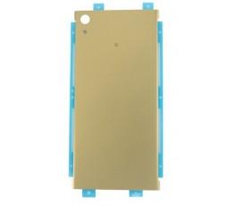 Tapa trasera para Sony Xperia XA1 Ultra dorada