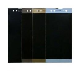 Pantalla completa táctil y lcd para Sony Xperia XA2 Ultra negra