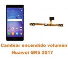 Cambiar encendido y volumen Huawei GR5 2017