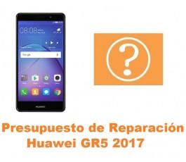 Presupuesto de reparación Huawei GR5 2017