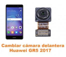 Cambiar cámara delantera Huawei GR5 2017