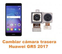 Cambiar cámara trasera Huawei GR5 2017