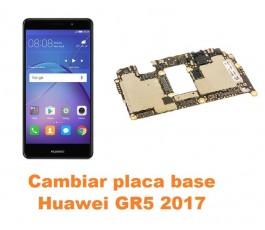 Cambiar placa base Huawei GR5 2017
