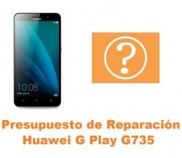 Presupuesto de reparación Huawei G Play G735