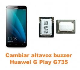Cambiar altavoz buzzer Huawei G Play G735
