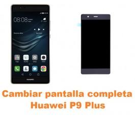 Cambiar pantalla completa Huawei P9 Plus