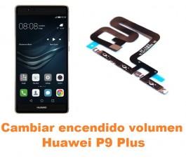 Cambiar encendido y volumen Huawei P9 Plus
