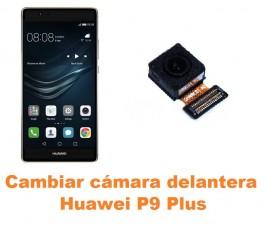 Cambiar cámara delantera Huawei P9 Plus