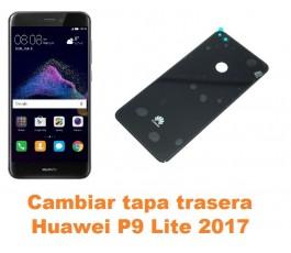 Cambiar tapa trasera Huawei P9 Lite 2017