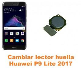 Cambiar lector huella Huawei P9 Lite 2017