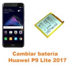 Cambiar batería Huawei P9 Lite 2017