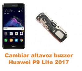 Cambiar altavoz buzzer Huawei P9 Lite 2017