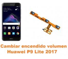 Cambiar encendido y volumen Huawei P9 Lite 2017