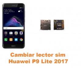 Cambiar lector sim Huawei P9 Lite 2017