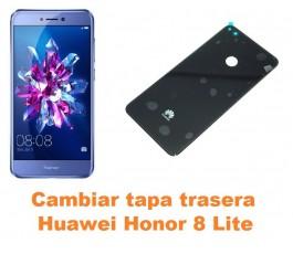 Cambiar tapa trasera Huawei Honor 8 Lite
