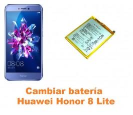 Cambiar batería Huawei Honor 8 Lite