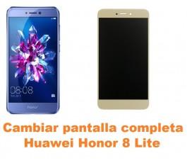 Cambiar pantalla completa Huawei Honor 8 Lite
