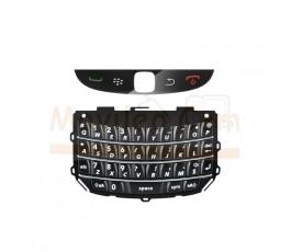 Teclado Negro para BlackBerry Torch 9800 9810 - Imagen 1