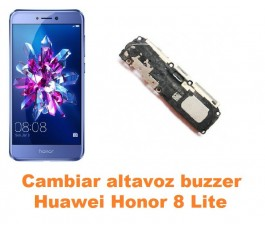 Cambiar altavoz buzzer Huawei Honor 8 Lite