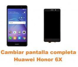 Cambiar pantalla completa Huawei Honor 6X