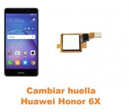 Cambiar lector huella Huawei Honor 6X