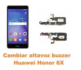 Cambiar altavoz buzzer Huawei Honor 6X