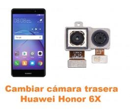 Cambiar cámara trasera Huawei Honor 6X