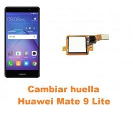 Cambiar lector huella Huawei Mate 9 Lite