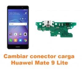 Cambiar conector carga Huawei Mate 9 Lite
