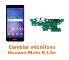 Cambiar micrófono Huawei Mate 9 Lite