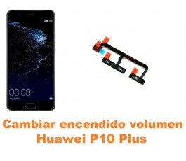 Cambiar encendido y volumen Huawei P10 Plus