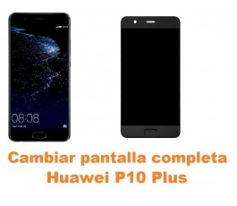 Cambiar pantalla completa Huawei P10 Plus