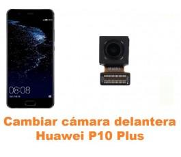 Cambiar cámara delantera Huawei P10 Plus