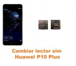 Cambiar lector sim Huawei P10 Plus