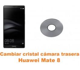 Cambiar cristal cámara trasera Huawei Mate 8