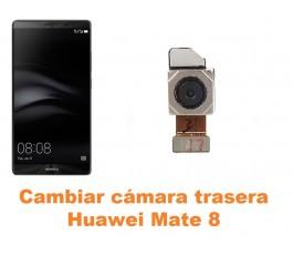 Cambiar cámara trasera Huawei Mate 8