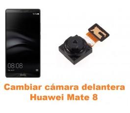 Cambiar cámara delantera Huawei Mate 8