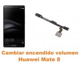 Cambiar encendido y volumen Huawei Mate 8