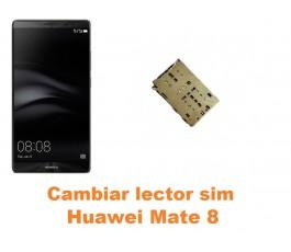 Cambiar lector sim Huawei Mate 8