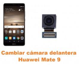 Cambiar cámara delantera Huawei Mate 9