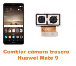 Cambiar cámara trasera Huawei Mate 9