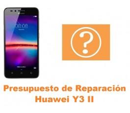 Presupuesto de reparación Huawei Y3 II