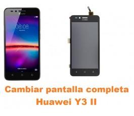 Cambiar pantalla completa Huawei Y3 II