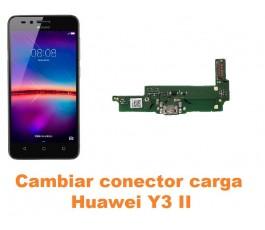 Cambiar conector carga Huawei Y3 II