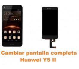 Cambiar pantalla completa Huawei Y5 II