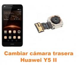 Cambiar cámara trasera Huawei Y5 II