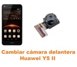 Cambiar cámara delantera Huawei Y5 II
