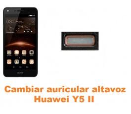 Cambiar auricular altavoz Huawei Y5 II