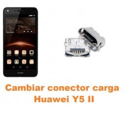 Cambiar conector carga Huawei Y5 II